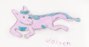 Voiyen, just chillin' by Tydusis