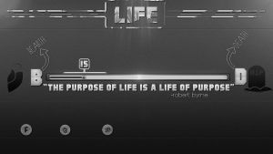 Life's Time-Line by MrP3pC