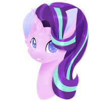 Starlight Glimmer [Commission] by Emypony