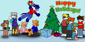 Holidays 2012 by Link2262