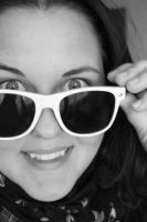 Smile in RayBans by LifeFun