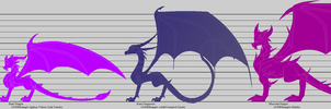 SD12's TLoS Size Chart by SighriaDragoness12