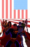 Maximum JLA One by Jorell-Rivera