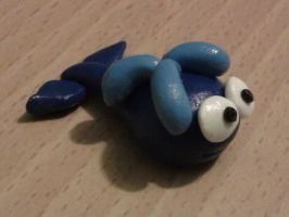 Whale fimo by bimbalove81