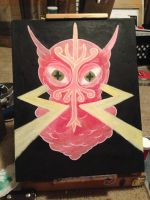 Lightning Owl #1 by accidentalsounds