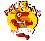 Digby's Ring of Fire Logo by theStupidButterfly