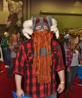 Yarn Viking by DarrianAshoka