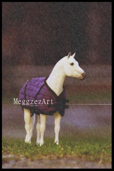 Rainy Day by MeggzezArt