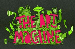 The Art Machine by JayRoeder