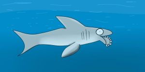 Helicoprion by Rexart35