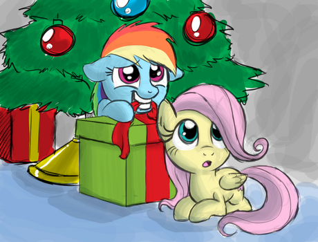 Have yourself a filly little Christmas by theX-plotion