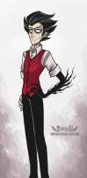 Impeccably Dressed [Don't Starve] by ZombiDJ