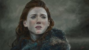 Game of Thrones - Ygritte by feryujy