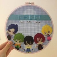 Free! Embroidery Hoop by cloudy-days95