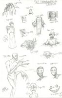 SCP Containment Breach by RoomsInTheWalls