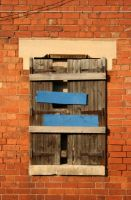 Old Window 2 by stock-photo