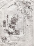Rough Sketch of Dream House #2 by Kaperosa