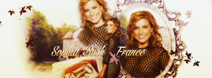 Sophia Bush - France by N0xentra