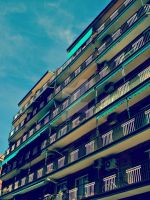 Balconies by Apoloelmaschulo