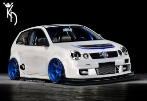 Vw Polo 9N by TKtuning