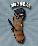Officer Sausage by SergeanTrooper