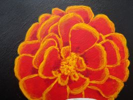 Marigold by The-Apiphobic-Artist