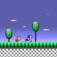 Sonic 2 GG Good Ending Remake by Cansin13Art