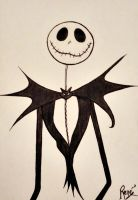 Jack Skellington by Negas88