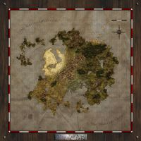 Vardenhal Information Map by Kaloith