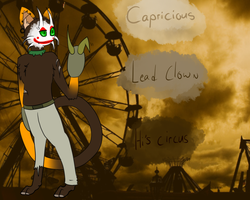 .:Hi's Circus:. Capricious by Nearly-Missed