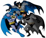 Battle Of The Batmen by theRedDeath888