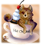 Have a cup of CHOCI by Nojjesz