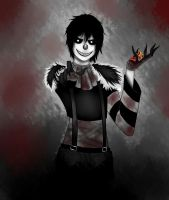 Laughing Jack by Madness-of-UPRT