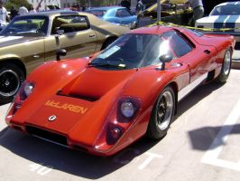 McLaren old school 1967 Trojan M6/GT by Partywave