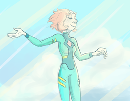 Pearl Redraw by Ink-Dash