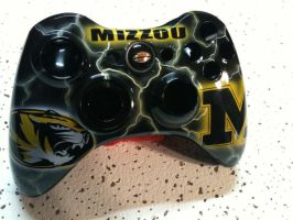 Mizzou shell kit complete by chrisfurguson