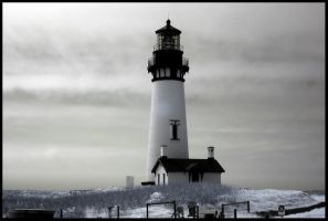 Yaquina Head Lighthouse by metro