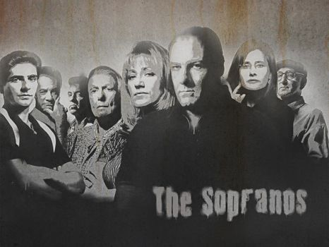 Gandolfini explore gandolfini on deviantart - Sopranos wallpaper ...