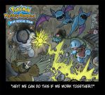 POKEMON MYSTERY DUNGEON by theCEOofDEATH