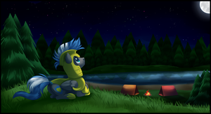 Under the Stars by XNightMelody