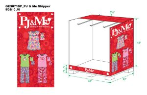 Shipper_Store Display for AME by junroc