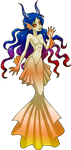 Sirena abisal by sparks220stars
