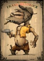 Frake Westrock Concept by JOPPETTO