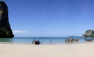 Railay West Beach by onelook