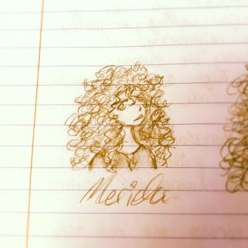 Merida by FullMetalSoul13