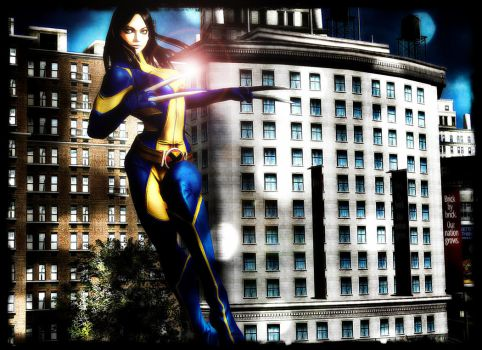 Marvel Fanart: All New Wolverine by calibur222