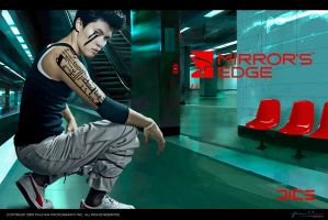 Mirrors EDGE Male Version by paultan