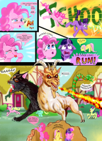 Spell training 3 by king-ghidorah