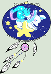 Vexento chilling on a star~ contest entrie by HappyHippoAdopts