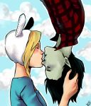Fiona and Marshall Lee by Jazzie560